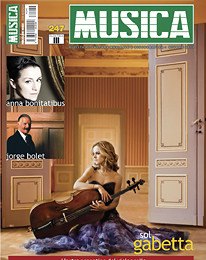 Review on Italian magazie Musica