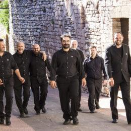 Anonima Frottolisti per il Festival delle Musiche
