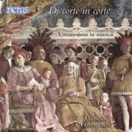 """Anonima Frottolisti ospiti di """"Quilisma"""" con Giovanni Conti"""
